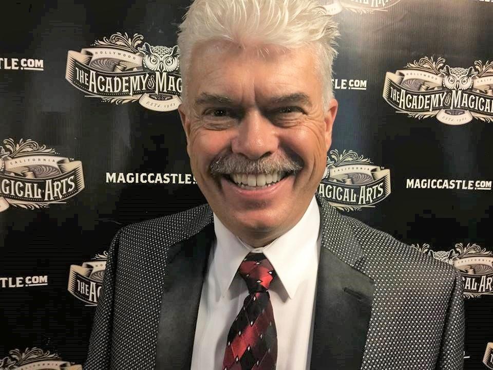 Magician BJ Hickman Photo